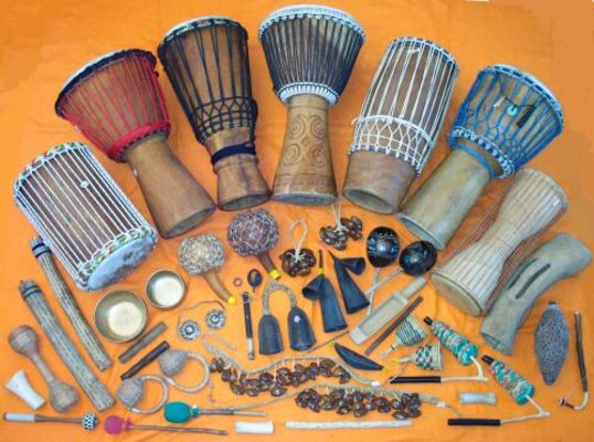 Product picture African Drum Kit