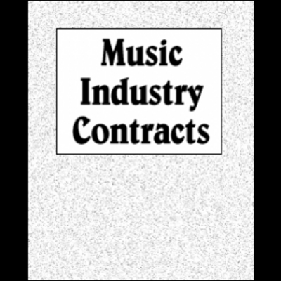 Product picture Recording Music Contracts